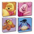 Перейти на страницу товара Фотоальбомы Innova Q417620MZ Ф/а 200 фото 10*15 Мемо Winnie Pooh Friends