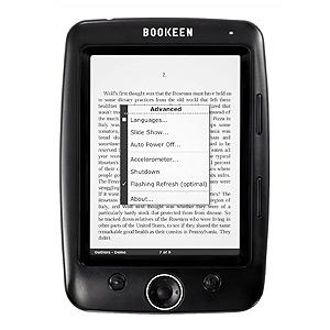 Электронные книги ''Bookeen''